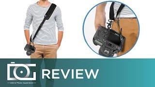 DSLR Camera Strap REVIEW | Rapid Fire Camera Neck Strap | By Altura Photo®