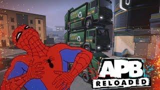 📺ЮТУБ ОТРЯД ● APB Reloaded ● #s.2 ep.4