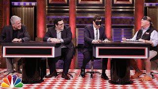 Food Pyramid with Anthony Bourdain, Mario Batali and Josh Gad
