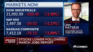 Unemployment could reach 15% in coming months: Goldman economist