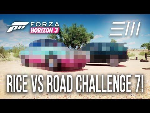 Forza Horizon 3 - RICE Alfa vs ROAD Ford CHALLENGE 7!!! (Drag/Sprint/Rally) w/xStark3y90x)