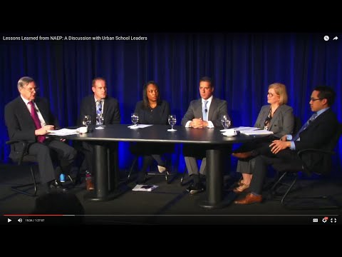 Lessons Learned from NAEP: A Discussion with Urban School Leaders