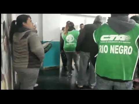 ATE, PROTESTA, maquinchao