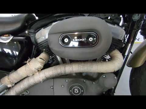 2007 Harley-Davidson 1200 Nightster XL 1200N