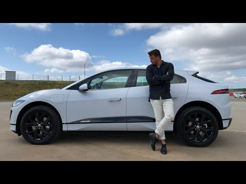 2018 Jaguar i-Pace Fahrbericht | Die Elektro-Raubkatze jagt Tesla | Full Review | Test | Testdrive |