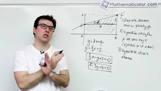 Maturita z matiky 2018 - 8. Analytická geometrie - obecná rovnice přímky