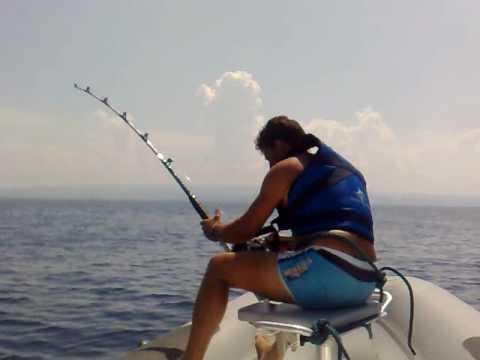 La pesca è sottile che questo