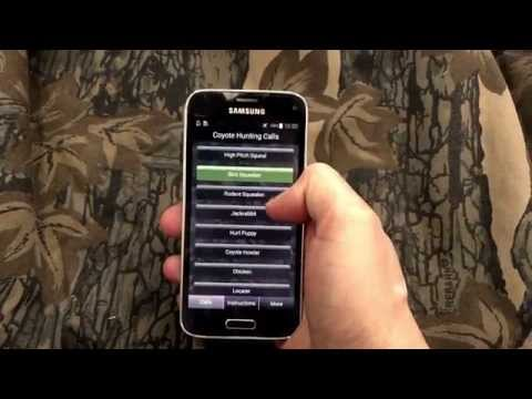 coyote hunting calls android app on appbrain. Black Bedroom Furniture Sets. Home Design Ideas