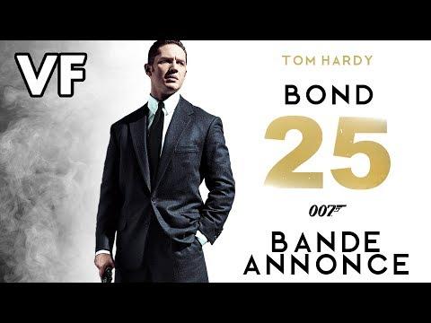 BOND 25 Bande annonce VF (2019) | Tom Hardy - Christopher Nolan [Fan Trailer]