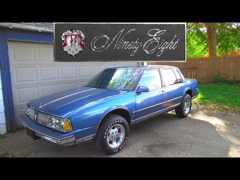 1986 Oldsmobile Ninety Eight Regency - Mounting Rims & Tires