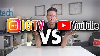 IGTV vs YouTube!!