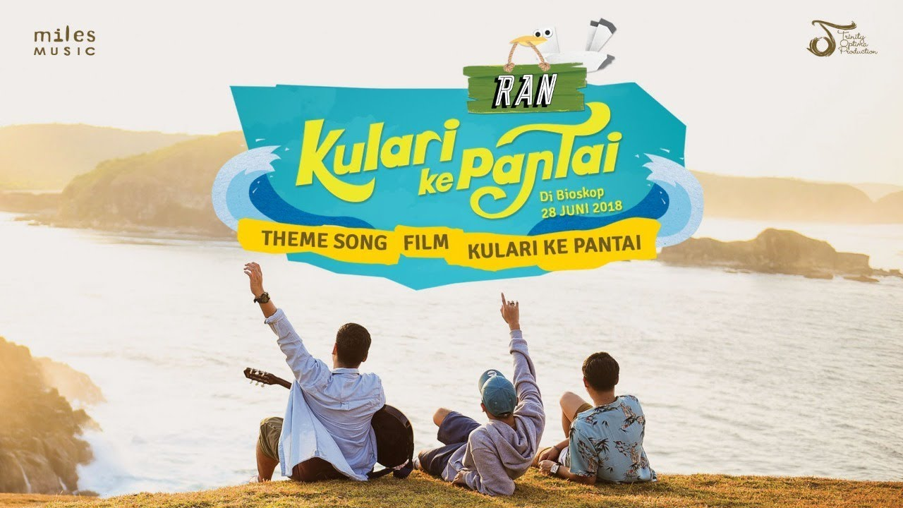 Download Lagu Ran Ku Lari Ke Pantai