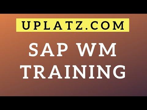 SAP WM Training | SAP Warehouse Management Training ...