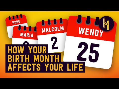 Can Your Birth Month Influence the Course of Your Life?