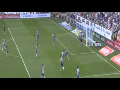 Cristiano Ronaldo  Goal   Espanyol vs Real Madrid 0-6 ( La LIga ) 2015