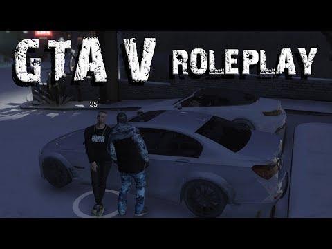 GTA V - Roleplay na Kafíčku! #1 SvK/Cz /w Fresh