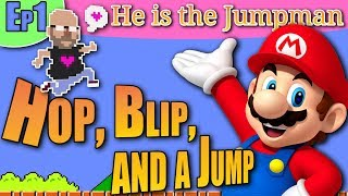 Hop, Blip, and a Jump with Jared Petty Episode 1