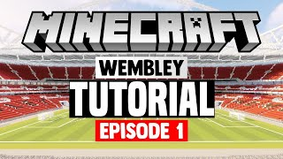 Building stampford bridge on minecraft 2 minecraft stadium builds wembley stadium 1 pitch sciox Gallery
