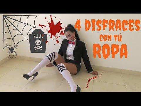 Disfraces FÁCILES y Caseros DIY - Sexy by Vivian