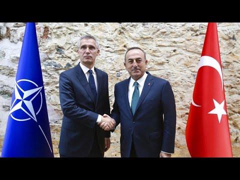 M. Τσαβούσογλου: «Η Ελλάδα έστειλε πολεμικά σκάφη στις έρευνες που κάναμε στην υφαλοκρηπίδα μας»»…