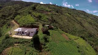 FPV Freestyle // Flying at a friend's farm -Vereda El Machete-Antioquia-Colombia \\ FreeStyle FPV