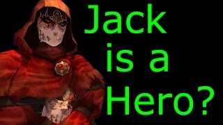 In The Mind of: Jack of Blades