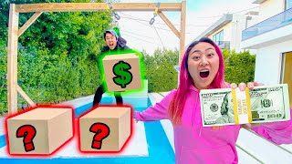 PICK THE RIGHT MYSTERY BOX, WIN $10,000 DOLLARS!!