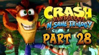 Crash Bandicoot N. Sane Trilogy - Part 28 (100% Crash 2 Cortex Strikes Back Platinum Trophy)