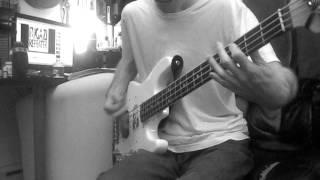 Fugazi - Turnover [bass cover]