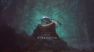 TES V Skyrim mod Wyrmstooth #2