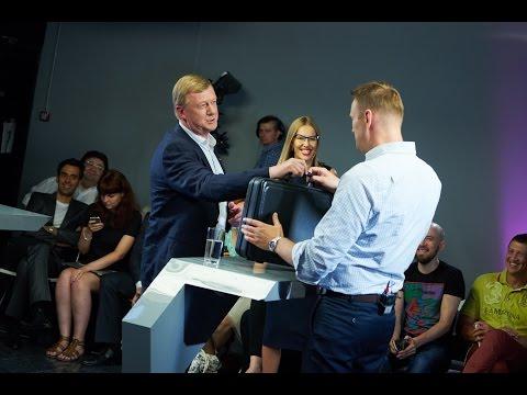 Навальный vs. Чубайс. Не вошло в эфир