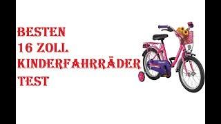Die 5 Besten 16 Zoll Kinderfahrräder Test 2021