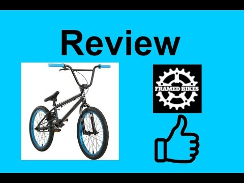 Framed Impact XL BMX Bike