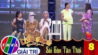 THVL | Lô tô show - Gánh hát ngàn hoa | Tập 8: Bệnh viện phụ sản - Đoàn Sài Gòn Tân Thời