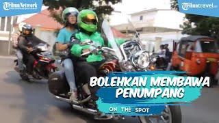 Kemenhub Perbolehkan Ojol Angkut Penumpang selama Penerapan PSBB di DKI Jakarta, Ini Penjelasannya