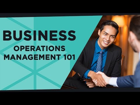 Business Operations Management 101 - YouTube