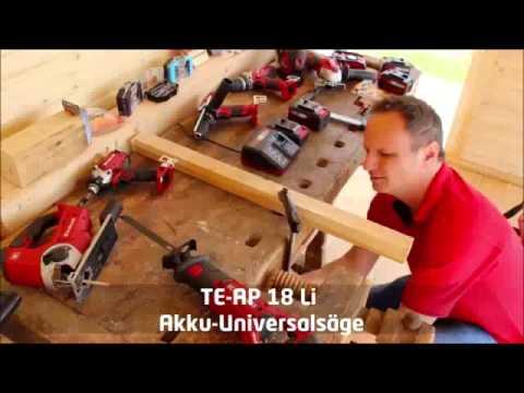 Taladro Percutor Sin Escobillas 2 baterías Te-Cd 18 Li-I Einhell