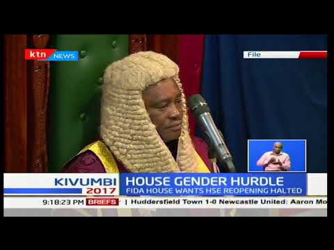 House gender hurdle : FIDA moves to court over gender parity