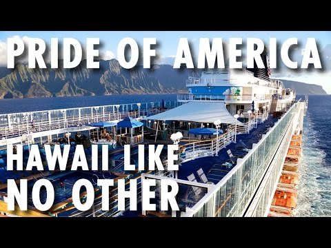 Pride of America Experience: Hawaii Like on No Other Cruise ~ Norwegian Cruise Line ~ Cruise Review