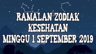 Ramalan Zodiak Kesehatan Sabtu 31 Agustus 2019