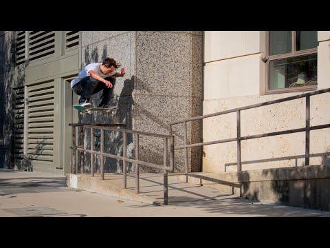 Roger Skateboards' Pink Limousine Video
