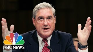 Justice Department Appoints Special Counsel To Oversee Russia Probe | NBC News