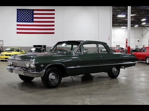 1963 Chevrolet Bel Air (CC-1236849) for sale in Kentwood, Michigan