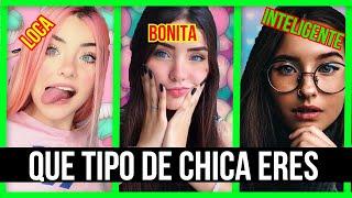 [ TEST ] que tipo de CHICA eres 💚▶ 10 SECRETOS que no sabias