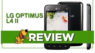 LG Optimus L4 II TV - Review