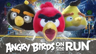 Angry Birds On The Run   New Series Trailer