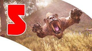 BLOOD THIRSTY BEAST ATTACK! - Far Cry Primal Gameplay Walkthrough Pt.5