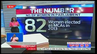 THE NUMBER: Just how many women are in Parliament?