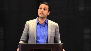 Eboo Patel - Sacred Ground: Interfaith Leadership in the 21st Century