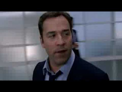 Ari Gold and Adam Davies